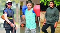 Uncommon pursuit: Hyderabad-based sportswomen with unconventional choices