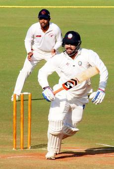 Ranji Trophy semis: RP's late strike helps Gujarat take control