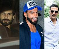 Shahid Kapoor-Ranveer Singh for Padmavati, Akshay Kumar for Jolly LLB 2- here's how your favourite actors will look in their upcoming projects