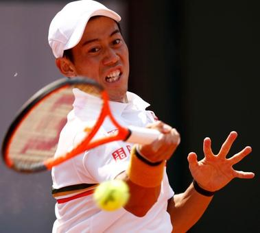 Nishikori vs Chung: Asian eyes on Paris
