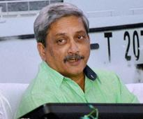 Parrikar questions Congress' defence on AgustaWestland, ...