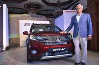 HCIL launches Honda BR-V in West Bengal