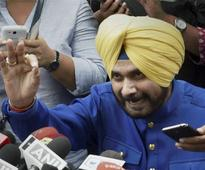 Navjot Singh Sidhu gives food for thought, rues pizzas come faster than fire brigades in Punjab