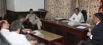Rehabilitation of Jehangir Chowk shopkeepers reviewed