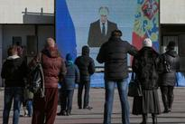 Almost 75% of Russian citizens believe Putin politician of the year