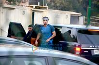 Ranbir Kapoor & Raj Kundra snapped at St Andrews Ground