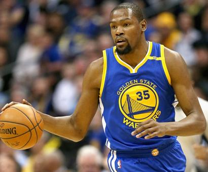 NBA MVP Durant heads to India to promote league
