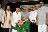 DVG was a titan among Kannada writers, saysRanganatha Sharma