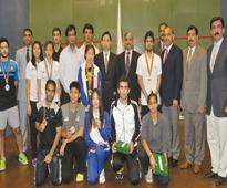 Aamir clinches Asian Squash Championship