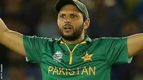 Afridi 'available' if Pakistan call