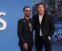 Now on the UK Honors List: Ringo Starr