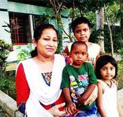 Raj finds new home at SOS Children's Village
