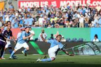 David Villa had the MLS' worst penalty kick