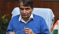 Railway min Suresh Prabhu announces Rs 13 lakh award for Indian women cricketers employed with department