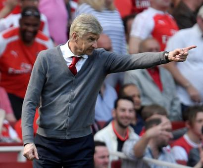 EPL: Wenger's Arsenal swansong starts with win over West Ham