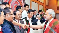 Manipur: Civil society members meet PM Modi over Naga peace talks