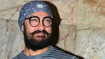 Sorry, this is NOT Aamir Khan's LOOK from Thugs of Hindostan!