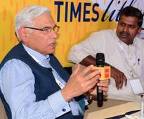 Need to get to the bottom of who funds political parties: Vinod Rai