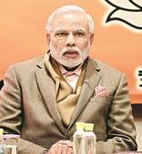 Strong headwind for Modi to cross