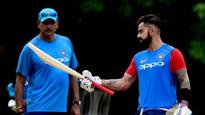 Ravi Shastri to critics of Virat Kohli's aggression, 'mind your own business'