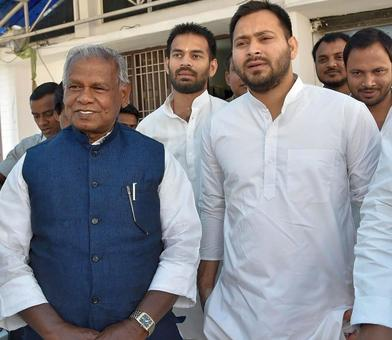 Ex-Bihar CM Manjhi to quit NDA, to join grand alliance