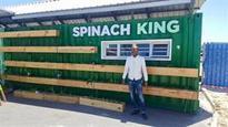 The spinach king of Khayelitsha