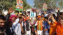 Jaipur: BJP survey to gauge its chances