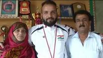 Kashmiri martial arts player shines at international level
