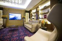 Inside Etihad Airways' new First Class Lounge & Spa at Abu Dhabi airport - in pictures