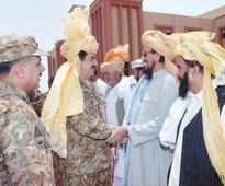 Focus now is on border management: COAS