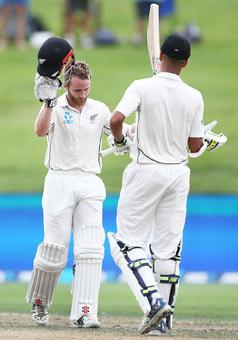 Williamson equals Crowe record for most Test tons, thwarts Proteas