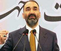 Noor Cautiously Welcomes Ghani's Military-Oriented Stance