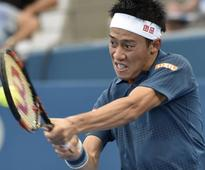 Nishikori delivers strong finish in victory over Kukushkin
