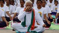 PM Modi calls on athletes to make yoga part of their daily routine