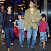 I am a strict mother, says Madhuri Dixit