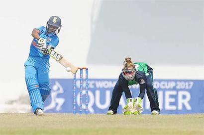 ICC World Cup qualifiers: India beat Ireland to book Super Six berth