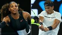 Williams & Nadal progress in Melbourne
