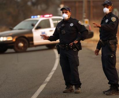 4 killed in northern California shooting rampage