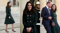 Royal fashion: what the Duchess of Cambridge wore in Paris