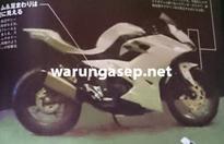 4-Cylinder Kawasaki Ninja ZX-25R Details Leaked