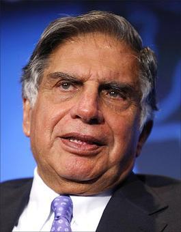 Ratan Tata splits airlines on overseas rule