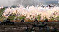 Japan holds live-fire military drills near Mount Fuji day after N. Korean missile test