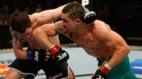 Whittaker has his eyes on the prize at UFC 160