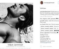 Internet goes berserk after Vidyut Jammwal flashes his butt