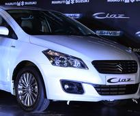 Maruti Suzuki launches sporty 'Ciaz S'; price starts at Rs 9.39 lakh