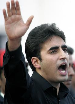Bilawal Bhutto speaks to separatists, says his solidarity is with Kashmiris