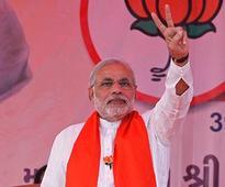 PM Modi to address two rallies in Tripura today
