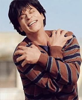 Does Shah Rukh look 24?