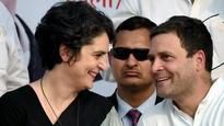 UP needs no adopted son, Modi put Rs 1,200 crore toffee in Mallya's mouth: Rahul and Priyanka in Rae Bareli
