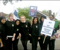 Teachers: vote Yes to strike - defend pay and conditions